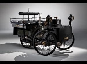 В США продадут самый старый автомобиль в мире