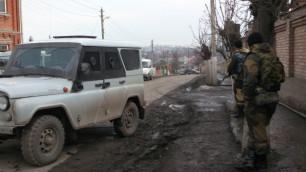 В Малгобеке задержаны четверо боевиков с гранатами