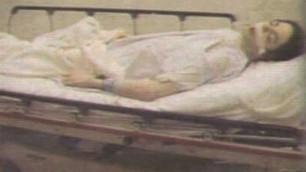 На суде показали посмертное фото Майкла Джексона