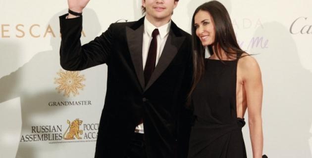 СМИ сообщили о скором разводе Деми Мур и Эштона Катчера