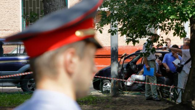 Информация о взрыве в московском автобусе не подтвердилась