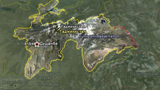Таджикистан отдал Китаю один процент своей земли