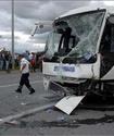 18 российских туристов получили травмы в ДТП в Турции
