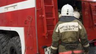 При пожаре в Петропавловске погибли трое