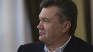 Кортеж Януковича попал в аварию