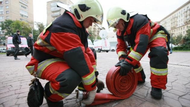 В подмосковье в жилом доме произошел взрыв бытового газа