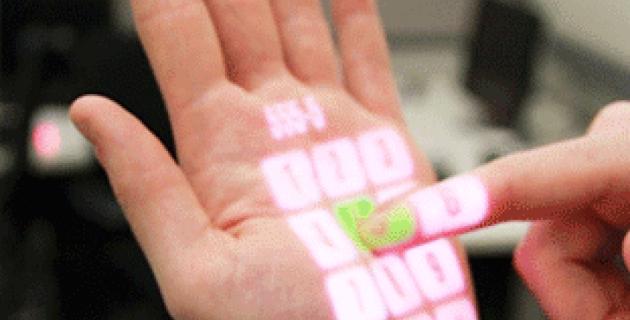 Microsoft научилась превращать любые поверхности в тачскрин