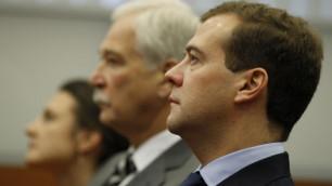 Медведев вошел в список кандидатов в депутаты Госдумы