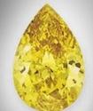 Уникальный желтый бриллиант продали за 6,6 миллионов долларов