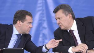 Янукович намекнул на вступление Украины в Таможенный союз