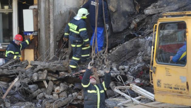 На месте взрыва в Бронницах найдено тело последнего погибшего