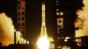 Российская ракета успешно вывела на орбиту американский спутник