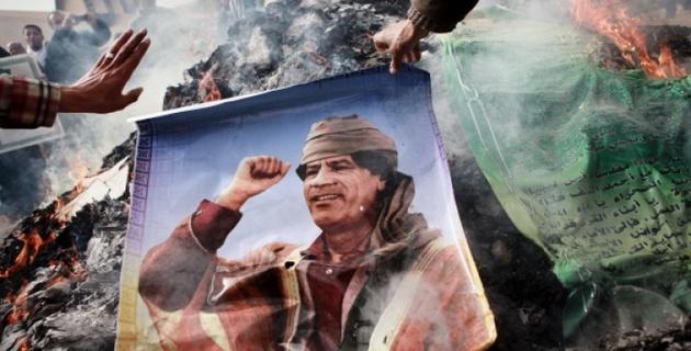 Новые власти Ливии подтвердили гибель Каддафи