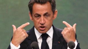 """Саркози упрекнул Кэмерона в неспособности """"заткнуться"""""""