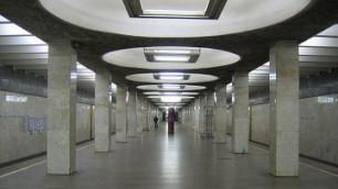 """Станцию метро """"Орехово"""" в Москве эвакуировали из-за пожара"""