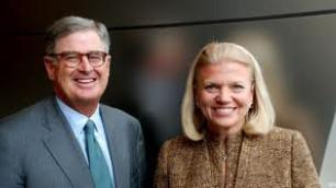 Впервые в истории IBM возглавит женщина