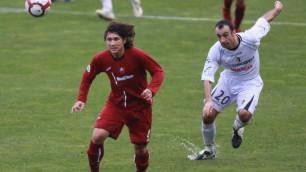 Казахстанский клуб решил усилиться полузащитником из Парагвая
