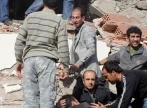 Число погибших при землетрясении в Турции составило 575 человек