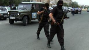 Возбуждено дело по фактам взрывов в Атырау