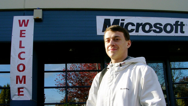 Microsoft стал лучшим мировым работодателем