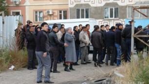 Прогремевшие в Атырау взрывы встревожили местных жителей