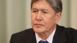 "Атамбаев выведет ""Манас"" из Кыргызстана"