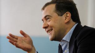 Медведев объявил о готовности России выделить деньги еврозоне