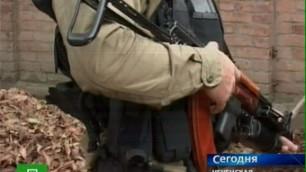 В Чечне задержан боевик из Казахстана