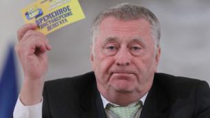 Жириновский пообещал отменить ЕГЭ