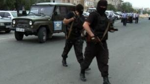 Задержаны предполагаемые организаторы теракта в Атырау