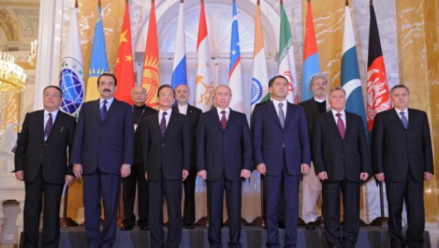 Премьеры стран ШОС одобрили стратегию Межбанковского объединения