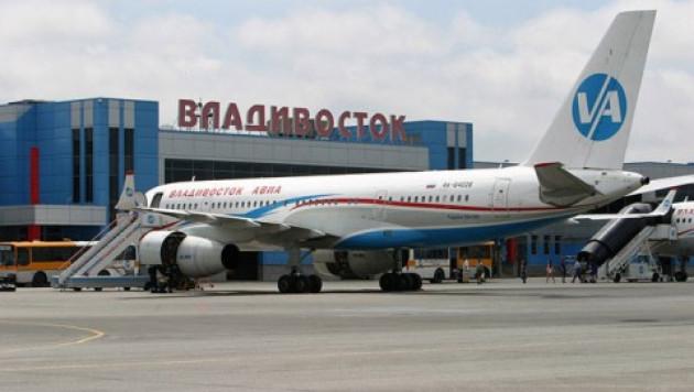 """В аэропорту Владивостока введен беспрецедентный режим """"открытого неба"""""""