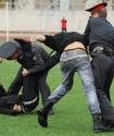 40 посетителей буряткого караоке-клуба избили два наряда полиции