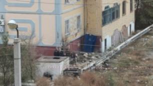 Смертник из Атырау переоделся в дворника для совершения теракта