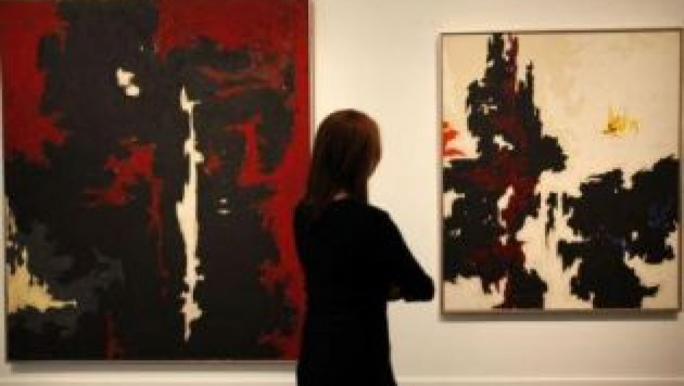 Картина абстракциониста Стилла ушла с молотка за рекордную сумму