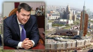 ДКНБ Астаны возглавил Самат Абиш