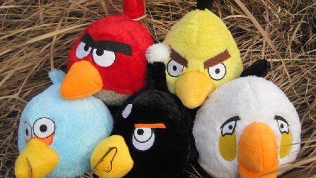Птичка из Angry Birds известила летящий на МКС экипаж о невесомости