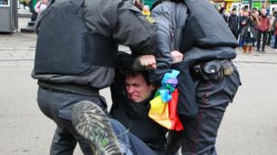 В Санкт-Петербурге введут штрафы за пропаганду гомосексуализма