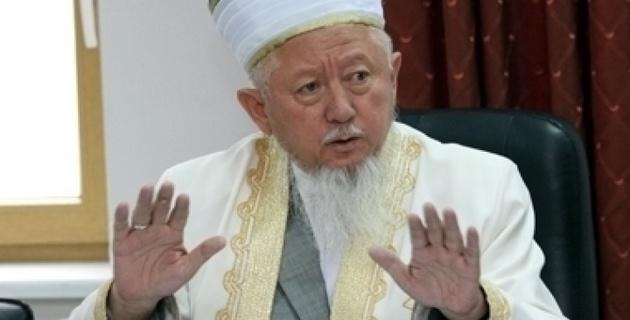 Верховный муфтий не выступал против хиджаба