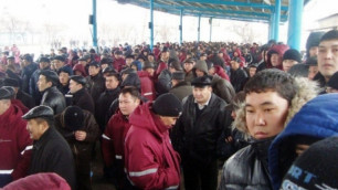 РД КМГ отказалось мириться с бастующими в Жанаозене