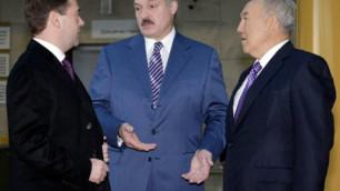 Три страны объединятся в Евразийский союз