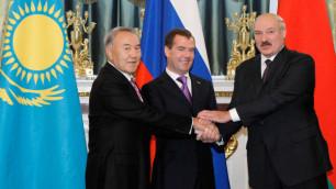 Страны ТС договорились о создании Евразийского экономического союза