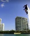 Американцы изобрели летающие на воде рюкзаки