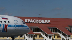 Пилота самолета в Краснодаре ослепили лазером
