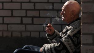 В Омске школьница убила бездомного за сигарету