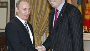 """Саакашвили связал освистывание Путина в """"Олимпийском"""" с """"концом его правления"""""""
