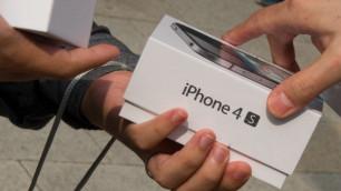 Стала известна дата начала продаж iPhone 4S в России