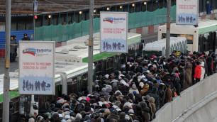 Более 750 паломников обратились за медпомощью в Москве