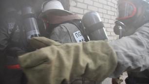 Пожар в доме священника в Подмосковье потушен