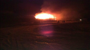 Спасатели нашли двух погибших в сгоревшем доме священника